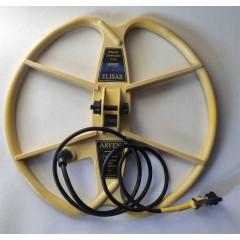 Поисковая катушка 34х32 см Arven DD датчик для Garrett Ace 150/250/350/Euro/200/300/400