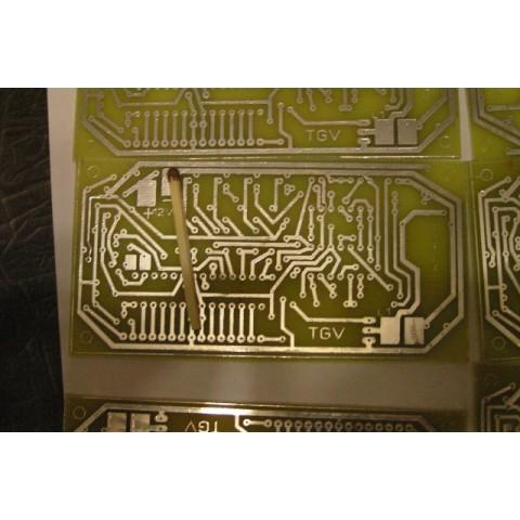 Металлоискатель ClonePI AVR плата для самостоятельной сборки.