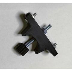 Набор крепление для корпуса на штангу металлоискателя