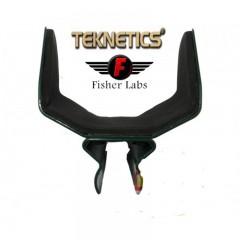 Подлокотник металлический Teknetics T2, Fisher F75