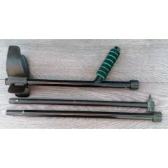 Штанга для металлоискателя  прямая