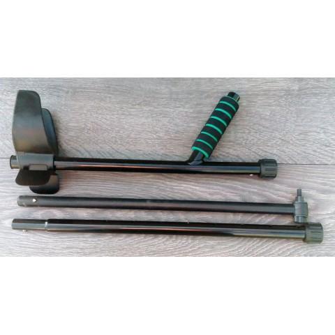 Штанга для металлоискателя прямая универсальная